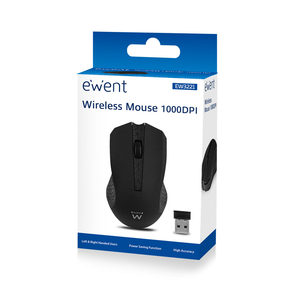 Wireless Mouse 1000 DPI