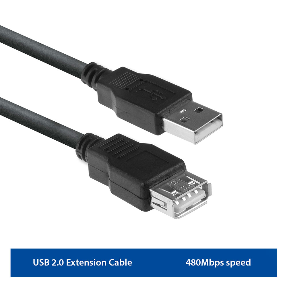 USB Extension Cable 1.8 meters