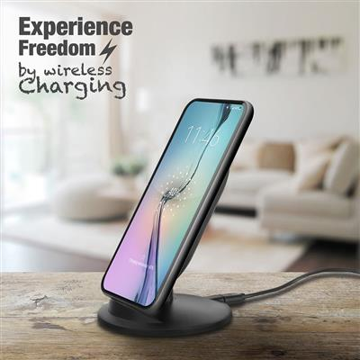 Smartphone Fast Wireless Charging Stand (Successor for EW1190)