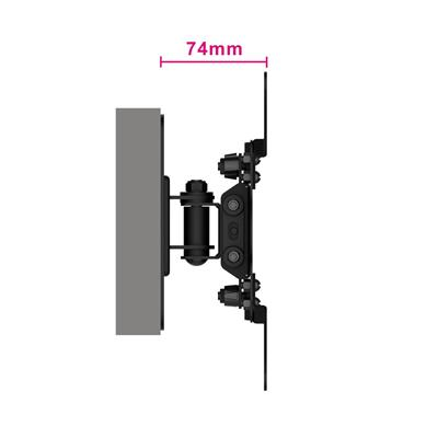 Easy Turn TV Wall Mount M with 1 pivot point