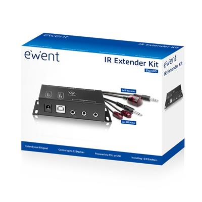 IR Extender Kit to extend your IR signal