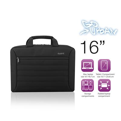 Urban Notebook Bag 16 inch