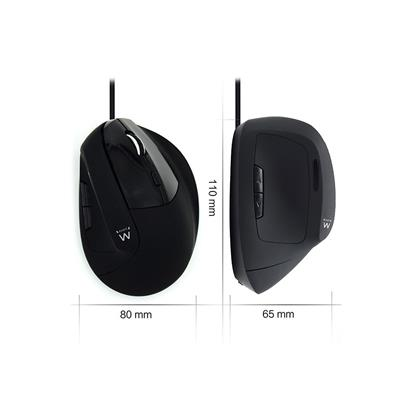 Wired Ergonomic Mouse