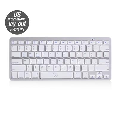 Ultra-slim Bluetooth Keyboard - US layout (Qwerty)