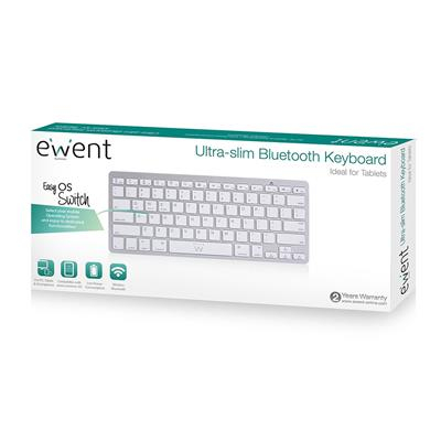 Ultra-slim Bluetooth Keyboard (QWERTZ - German layout)