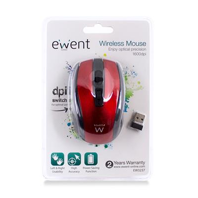 Kabellose Mouse, 1600 DPI