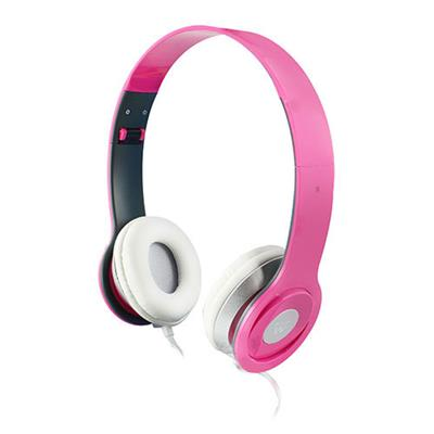 DJ Headphones with folding headband