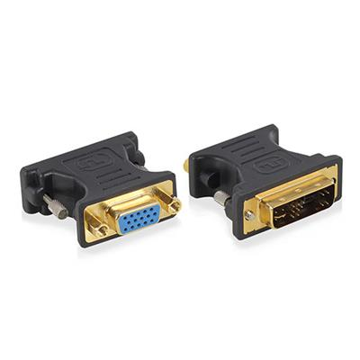 Adapter DVI-A male - VGA female